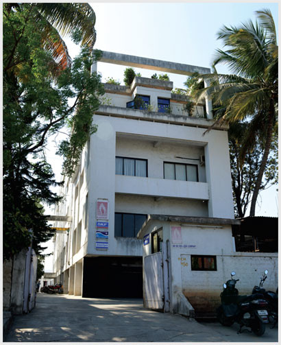 Rajdeep Corporate Office